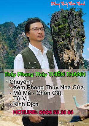 Thầy Phong Thủy Thiên Thanh
